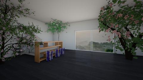 Home - Bedroom  - by violin28