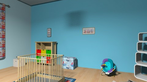 baby room - Kids room - by Tehau