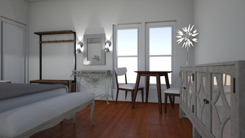 guest bedroom2 - Bedroom  - by irok