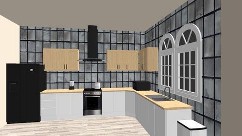 Jada - Kitchen - by jrgray