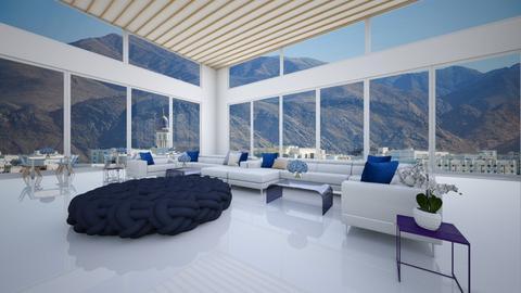 Lounge - Modern - Living room  - by kaede11