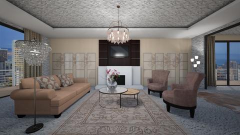 BBLr - Classic - Living room - by Saj Trinaest