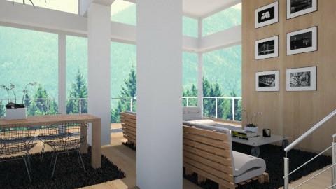 Livingroom018 - Modern - Living room - by Ivana J