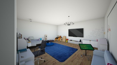 Vuk Karadzity 38 - Modern - Kids room  - by Tina616