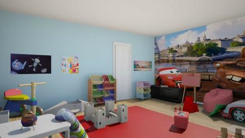crazykids - Modern - Kids room  - by Bobikee
