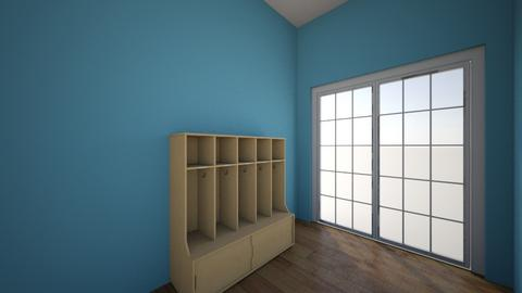 ECE 1765 Environment Desi - Kids room  - by curwene