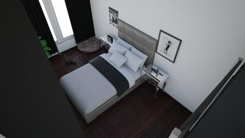 Sypialnia I - Bedroom  - by nelitka7