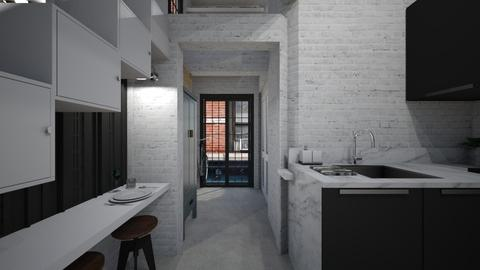Casa231Kitchen - Eclectic - Kitchen - by nickynunes