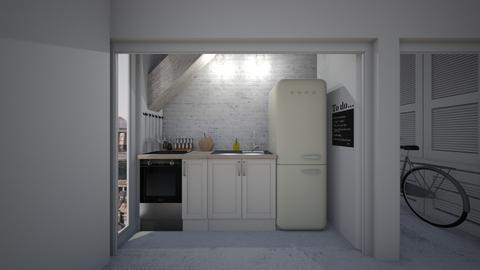 Casa172Kitchen - Eclectic - Kitchen  - by nickynunes