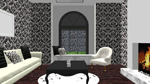 BYW - Living room  - by fashionvoguelove