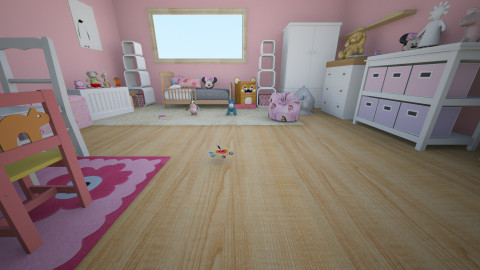 Lora - Modern - Kids room  - by ililrodof