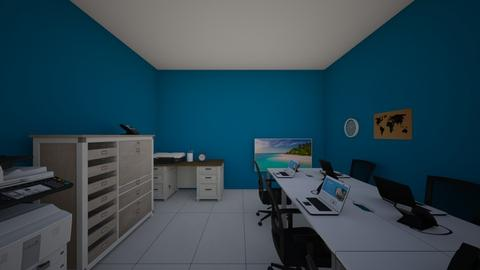 ruang kantor - Office  - by isnaeninr