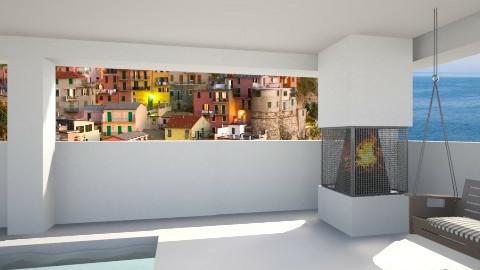 dammuso terrace - by ajkaredzepagic