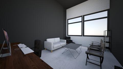 New Studio Blueprint - Office  - by pbalabanos