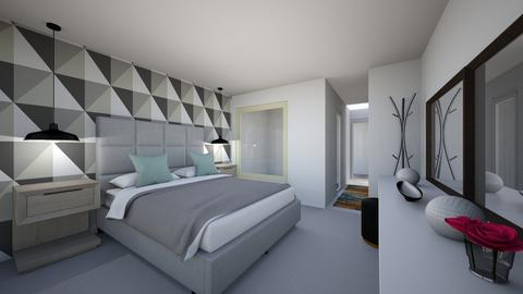 BEDROOM 1 - Bedroom - by DiviADesign