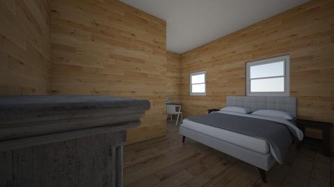 room in garage - by vegacabin