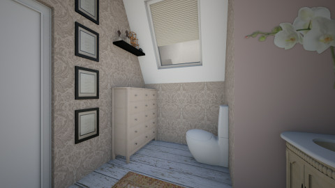 tiny 12 - Vintage - Bathroom  - by Ripley86