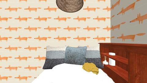 cozy room - Bedroom  - by sophie_sully