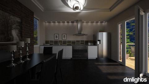MySmallKitchen - Kitchen - by DMLights-user-1104016