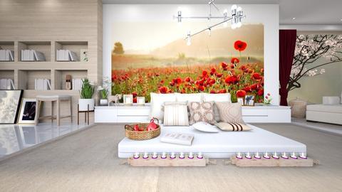 poppy - Bedroom  - by ana111