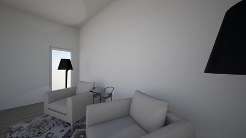 living room design 01  - by ilanaA