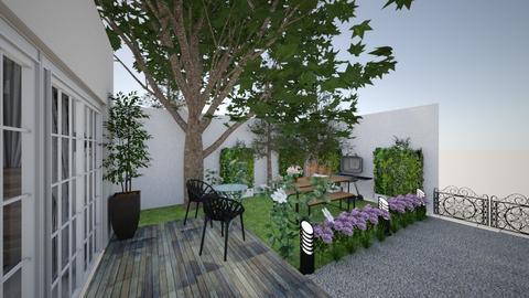 garden - Garden  - by annyyamo