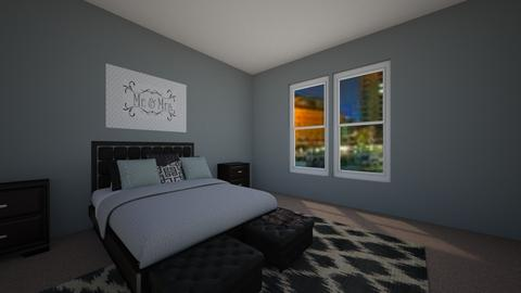 my future bedroom - Modern - Bedroom - by dwoods