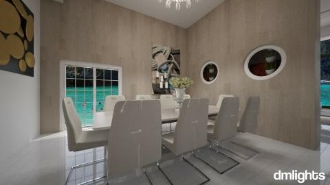 Roberta - Dining room - by DMLights-user-1310825