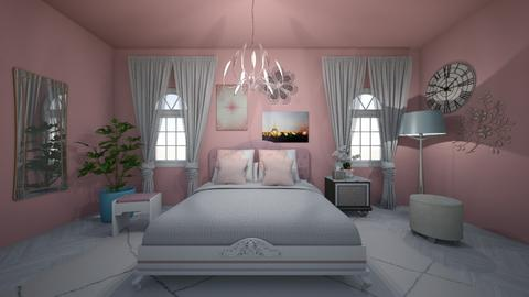 My bedroom - Glamour - by Alima Aydin