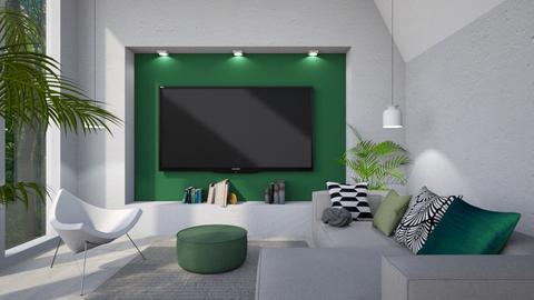 mp - Living room - by siljaj