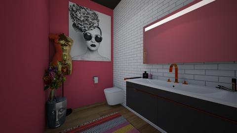 AMELIE - Bathroom  - by t harv