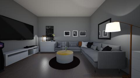 living room - Modern - Living room  - by adenmalkoclar
