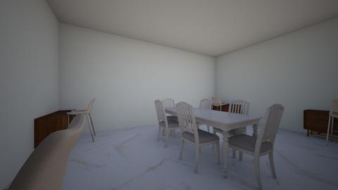 diner room - Modern - Dining room - by Rose petal