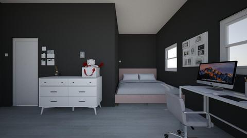 hhaabiitaaciioonn 2 - Modern - Bedroom  - by daniellaa