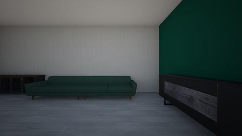green room - Living room - by rukayye