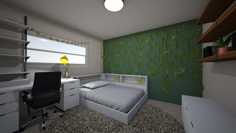 dream room new - Bedroom  - by Sarina173648