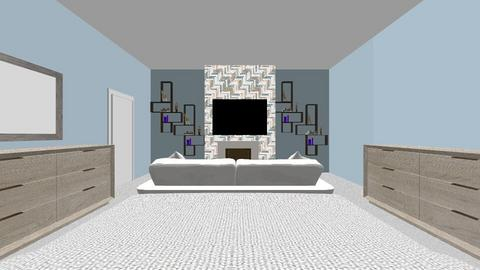 Bedroom 101 - Eclectic - Bedroom  - by Ahmedb