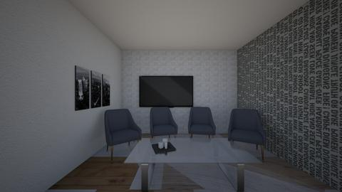studio - Living room  - by Ameyelli