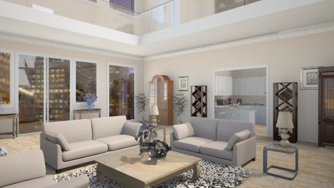 97 - Modern - Living room  - by GALE88