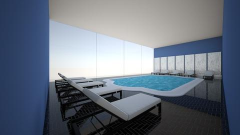 Indoor Pool - Modern - by ArtsyGirl4Eva