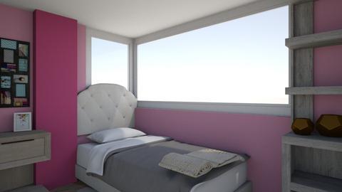 Andrea - Bedroom - by ElssyAndrea