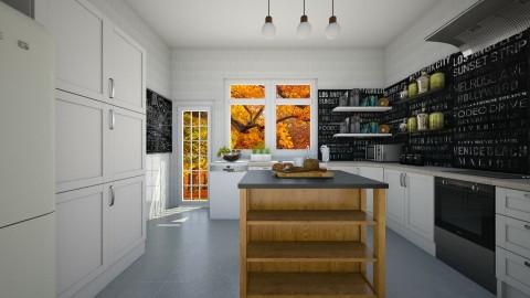 177 Kitchen - Kitchen  - by Agata_ody