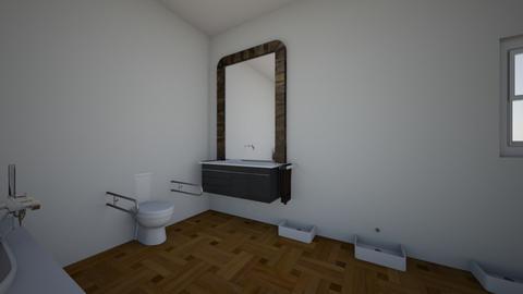 jeziorowa 4817 - Bathroom  - by TOMEKS5A