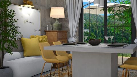 zeynep  - Dining room  - by zeynep1