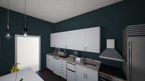 kitchen - Kitchen  - by ethanriffel2005