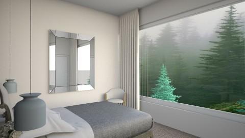 Guest Bedroom 1 - Minimal - Bedroom  - by daniellelouw
