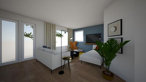 Woonkamer WH - Living room  - by Hilliza
