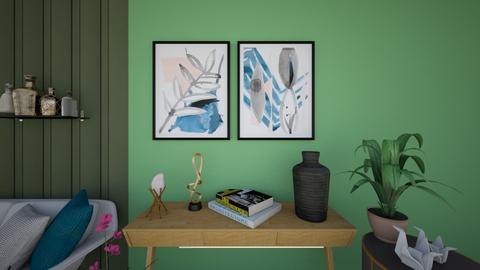 Corridor Table - by Tanem Kutlu