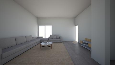 s THREE se  - Living room  - by sarahwedd