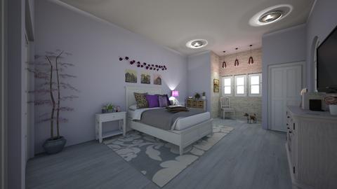 TW Bedroom - Bedroom - by ellarowe224